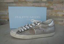 PHILIPPE MODEL Parigi Gr 41 Sneakers Pantofola Classic Bassa scarpe nuove