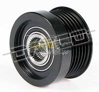 DAYCO Overrunning AltPulley(AltBosch120A140A160A)FOR Volvo S80 04-05TurboB5254T2