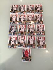 Swansea City FC 2016 Topps Match Attax Cards Set Of 17