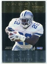 1995 Playoff Contenders Back-to-Back 2 Marshall Faulk Emmitt Smith