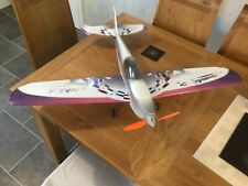 radio controlled electric plane