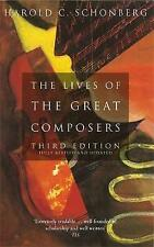 The Lives of the Great Composers, Acceptable, Harold C. Schonberg, Book