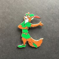 WDW Robin Hood Open Edition Very RARE and Hard to Find - Disney Pin 3335