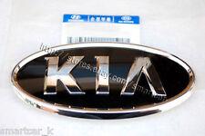 2009 2010 2011 2012 KIA Sorento OEM Tailgate KIA sub logo emblem