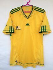 SOUTH AFRICA NATIONAL TEAM 2010 ADIDAS HOME FOOTBALL SOCCER SHIRT JERSEY