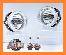 Chrysler Sebring Pacifica Town & Country Clear Fog Lights Lamps Bulbs