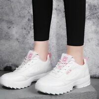 Women's Running Shoes Sport Sneakers Athletic Breathable Casual Outdoor Trainers