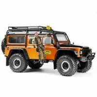 Für Land Rover Defender 1/10 Traxxas TRX4 D90 GRC Camel Trophy Logo Aufkleber