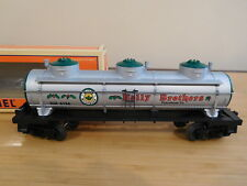 Lionel 6-52157 - Department 56 Holly Brothers Petroleum 3 Dome Tank Car