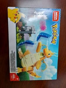 Mega Construx FVK75 Pokemon Dragonite VS Togetic Challenge