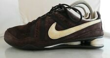 Womens Nike Shox Suede Aerobic Dance Shoes Size: 8.5 Color: Brown