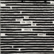 ROGER WATERS IS THIS THE LIFE WE REALLY WANT? CD (PRE-ORDER On Friday June 2nd)