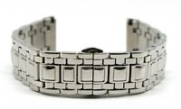 Swiss Legend 20mm Stainless Steel Silver Watch Strap Band Bracelet Fits Colosso
