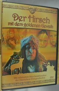 Russische Märchenklassiker: Der Hirsch mit dem goldenen Geweih (2005) - DVD [k4]