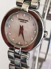 LADIES RAYMOND WEIL ALLEGRO, Mother of Pearl, Swiss Quartz Watch