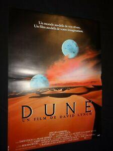david lynch DUNE affiche cinema science fiction