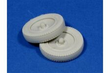 PANZER ART RE35-132 1/35 Drive Wheels for Sd.Kfz 10 &250 (Commercial Pattern A)