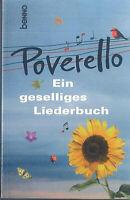 Poverello - Ein geselliges Liederbuch