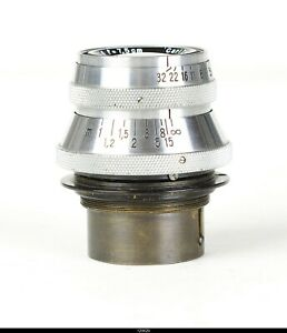 Lens Zeiss Sonnar 4/7,5cm 75mm No.2254652