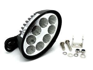 LED WORK LIGHT PLOUGHING LIGHT 1800 LUMENS 12 / 24 VOLT FOR TRACTORS.