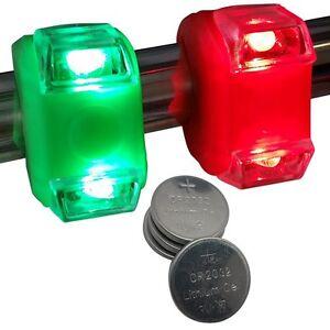 Bright Eyes Portable Marine LED Emergency  - Boat Bow or Stern Safety Light