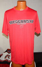 Wisconsin Badgers Short Sleeve T'shirt - by J. America - Size: Large L - Big 10