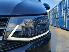 VW T6 Transporter DRL Headlights LED Sequential Indicator 2015 Onwards