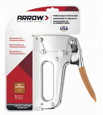 Arrow AT25 Low Voltage Wire Stapler Gun BRAND NEW ,FREE SHIPPING