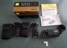 Nikon MB-D10 MULTI POWER BATTERY PACK FOR NIKON D300(s) & D700 CAMERAS