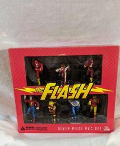 THE FLASH SEVEN PIECE PVC SET DC DIRECT 2000