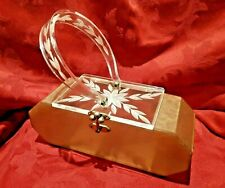 Vintage Lucite Purse   by Florida Handbags – Made in Miami