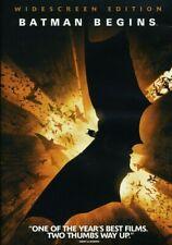Batman Begins- Dvd-*Disc Only*