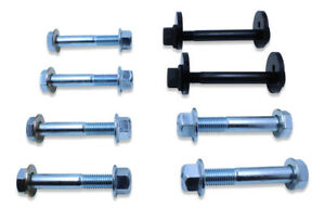 Complete Front Control Arms Cam Bolts & Hardware Kit   1994-1999 Dodge Ram 4x4