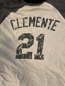 roberto clemente Jersey shirt