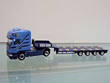 """Herpa 934916 - 1:87 - Scania R `13 TL Semirimorchio a Pianale """" Schumacher """" -"""