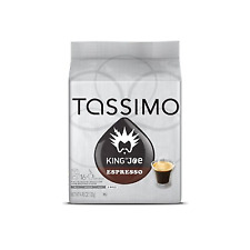 Tassimo King of Joe Espresso, 16 T- Discs