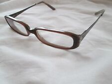 Jasper Conran bronze / brown glasses frames. With case. J.C. 29.