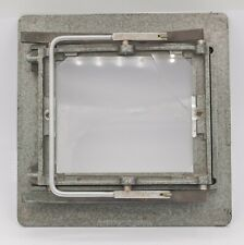"Calumet 4 x 5"" Large Format Monorail Film Holder Back - Rough"