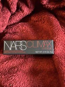 Nars Climax Extreme Volume Mascara 4g BNIB Uncensored Black