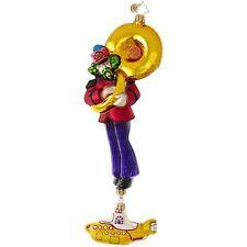 "Radko Yellow Submarine George 9"" 1019036 Beatles Ornament NWT"