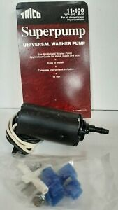 Windshield Washer Pump Kit Trico 11-100 New in Pkg.  Ford C1AZ-17664-R