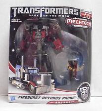 Transformers: Dark of the Moon MechTech Voyager Fireburst Optimus Prime