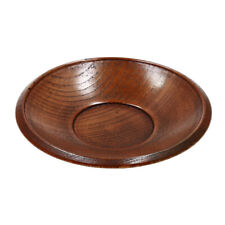 Kitchen Cooking Gadgets Wooden Incense Saucer Plate Holder Tray Bowl HD
