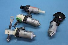 2006 LEXUS GS300 #1 FRONT LEFT + RIGHT LOWER SEAT ADJUSTMENT MOTORS 2 SETS OF 4