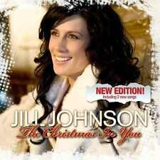 CD JILL JOHNSON, The Christmas in You, New Edition, Eurovision, Weihnachten Jul