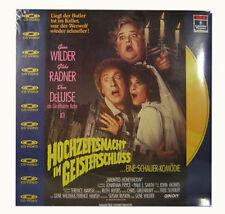 Laserdisc (LD) - Hochzeit im Geisterschloss - Film Movie Komödie PAL Deutsch NEU