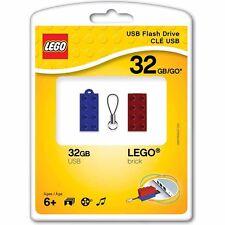 LEGO PNY USB 32GB Flash Thumb Drive Brick Toy Free shipping