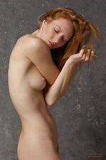 Fine Art Nude Model, signed 8.5x11 photograph by Craig Morey: Allanah 3794