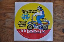 autocollant sticker  MOTOBECANE MOTOCONFORT MOBYX
