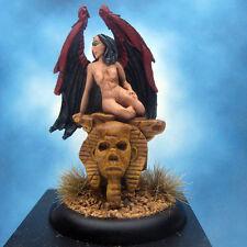 Painted RAFM Miniature Ushabtis Angel of the Styx